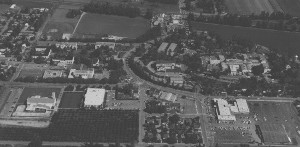 Loma Linda campus in 1963
