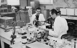 Raymond E. Ryckman, PhD (left)